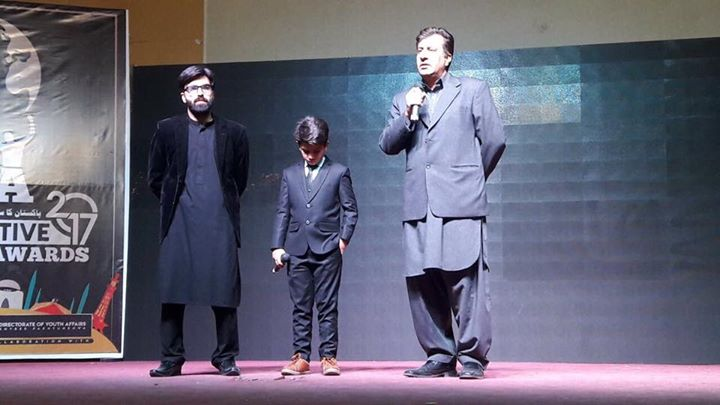 Innovative Youth Awards show-the largest youth talent hunt awards was held in Mingora on December 30