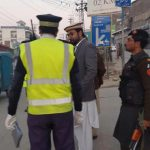 Traffic congestion in Swat has become a malaise.Keeping in view the problems of general public faced
