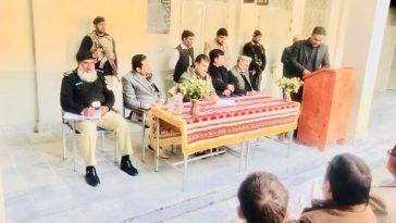 ضلعی انتظامیہ سوات کا علاقہ گٹ پیوچارمیں کھلی کچہری کا انعقاد، عوام نے ڈپٹی کمشنر کو اپنے مسائل سے آ