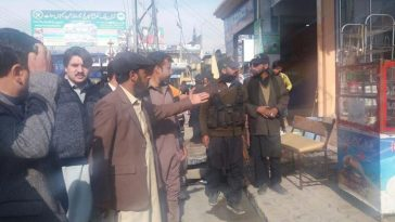 Encroachment in various parts of District Swat was causing traffic mess.The encroachers occupied the