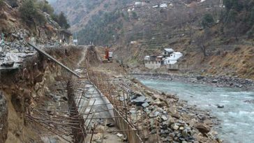 Roads bring development and tourism. Deplorable condition of road from Bahrain to Kalam was one of t