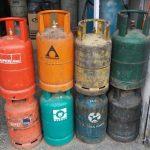 Raid against substandard/unregisterd LPG cylinders...