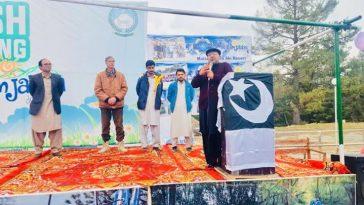 Swat Spring Festival kicks off in Malam Jaba.