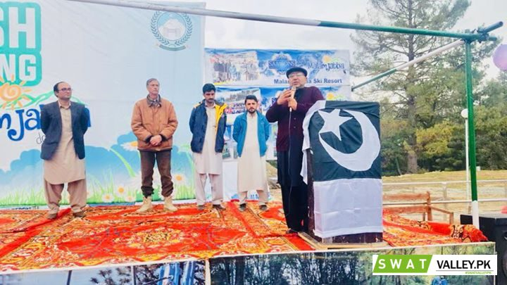 Swat Spring Festival kicks off in Malam Jaba.