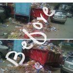Quick action on a citizen's complaint:-