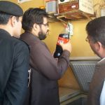 Bazaar Checking at Sub-Division Barikot by Additional A.C Barikot Dr. Muhsin Habib.
