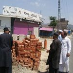 On the directions of DC Swat, Assistant Commissioner Babuzai Shahab Khan and TMO Babuzai has taken a