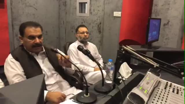 DC Swat live on Pakhtunkhwa Radio FM 98
