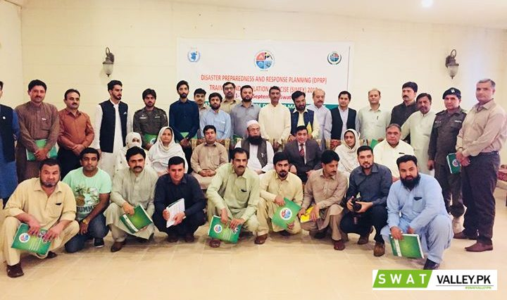 National Disaster Management Authority (NDMA) in collaboration with Provincial Disaster Management A