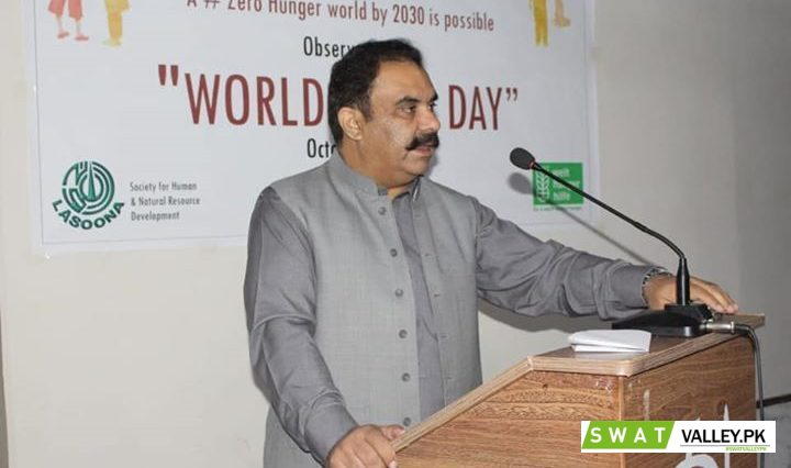 WORLD FOOD DAY: 16 OCTOBER 2018