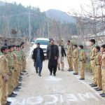 Opening Ceremony of Khpal Kor Village at Sherarai Gulkada Swat (A Project of Khpal Kor Foundation) i