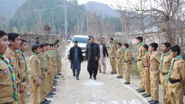 Opening Ceremony of Khpal Kor Village at Sherarai Gulkada Swat (A Project of Khpal Kor Foundation) i