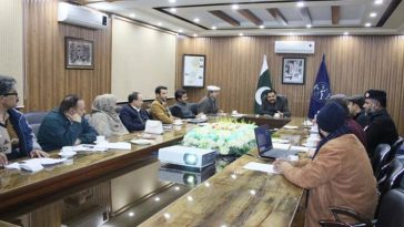 NID Jan. 2019 Day 2nd - DPEC Evening Review Meeting chaired by the Deputy Commissioner Swat Saqib Ra