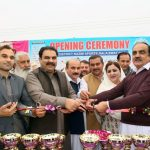 Swat's first Nazim Swat Colourful Sports Festival-2019 Kicks off at Makan Bagh.