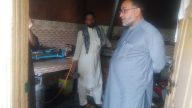 On the directions of DC Swat, AC khwazakhela Riaz Ali khan carried out inspection of Hotels /Restaur