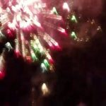 Short clip of Fireworks (30 Minutes) on 13th & 14th August Night...
