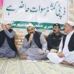 سوات میں اقلیتی برادری کے لیے خصو صی کھلی کچہری کا انعقاد ۔
