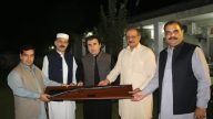 Farewell Dinner in honor of outgoing ADC Swat Mr. Fawad Khan.