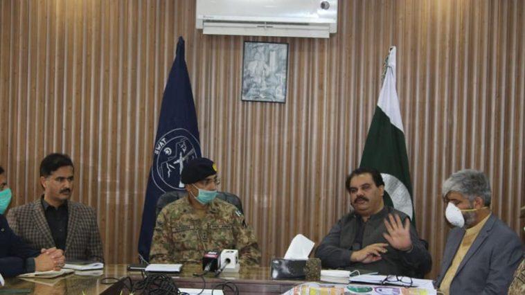 سوات میں کورونا وائرس کے روک تھام کیلئے جنگی بنیادوں پر اقدامات اُٹھانے کا فیصلہ، ضلعی انتظامیہ اور