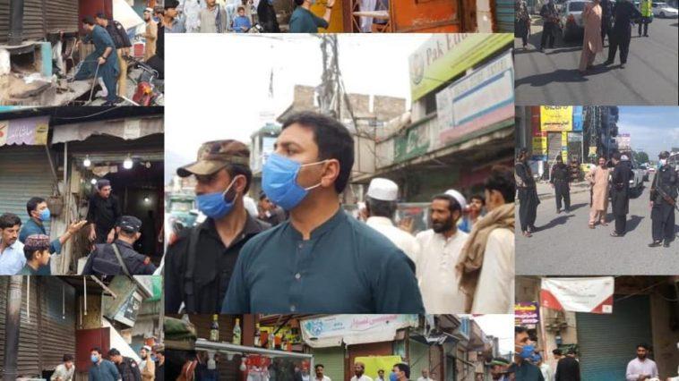 ایڈیشنل ڈپٹی کمشنر سوات حامد خان کی کرونا ٹیسٹ پازیٹو آیا ہے جس کی وجہ سے انہوں نے اپنے آپ کو اپنی ر