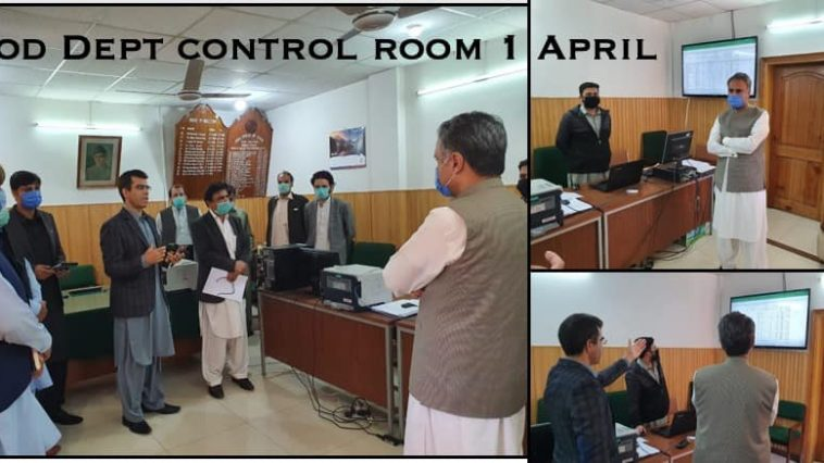A Public servant true to his mission,Dr Kazim Niaz Chief Secy KP, under able guidance of CM @IMMahmo