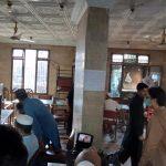 ڈی سی سوات کے حکم پر اے سی بابوزئی عامر علی شاہ نے مینگورہ میں SOPs کے خلوف ورزی پر 5 دکانوں کو سیک