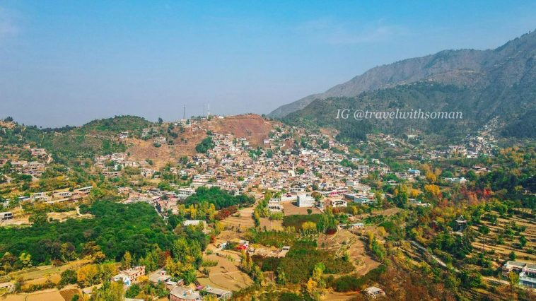 Islampur Village, also called salampur, located 13 Kilometres away from Mingora