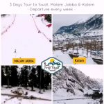 Swat Kalam malam jabba   Inbox for Bookings for 3 days Snowy trip to Swat Kalam