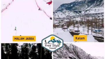 Swat Kalam malam jabbaInbox for Bookings for 3 days Snowy trip to Swat Kalam