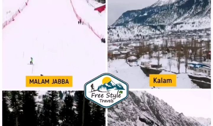 Swat Kalam malam jabbaInbox for Bookings for 3 days Snowy trip to Swat Kalam