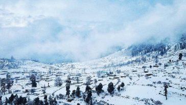 Kalam in Swat valley kpk