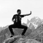 Exercise on mountains.