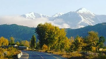 Let's Enjoy Swat Sardi With an Amazing view Of Snowy Kalam and Malam Jabba4 d