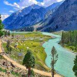 Mahodand Lake, Swat . . . .