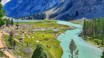 Mahodand Lake, Swat . . . .