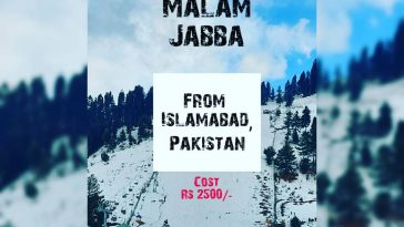 Make your weekend memorable and adventures. One day Tour to Malam Jabba. Visit s