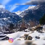SWATVALLEYPK ( Kalam ) December 2020 After Snow  Fall