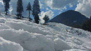 Fall in the lap of snow and feel the vibes of winter in Switzerland of Pakistan