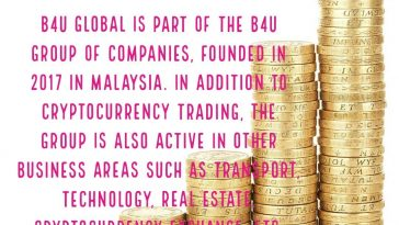 From this we can observe, that the B4U Group has an important business network t
