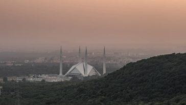 Jummah Mubarak!Faisal Masjid, Islamabad.