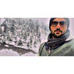 -17° degrees Celsius Selfie . . . .