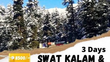 We are pleased to announce our weekly fixed departure group tours to Swat Valley