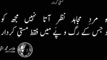 Allama Iqbal The Great