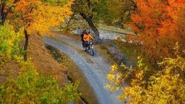 The colors of Gilgit Balistan  just before  the onset  of winter . one of my fav