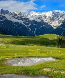 May be an image of nature and mountain