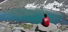 May be an image of lake and nature