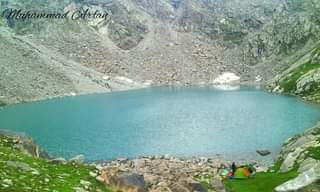May be an image of nature, body of water and text that says 'Arfan'