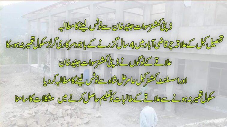 Swat (Kabal - 18-07-2021):
