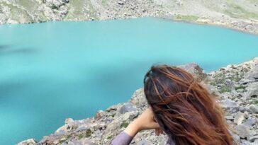 Swat valley kandol lake