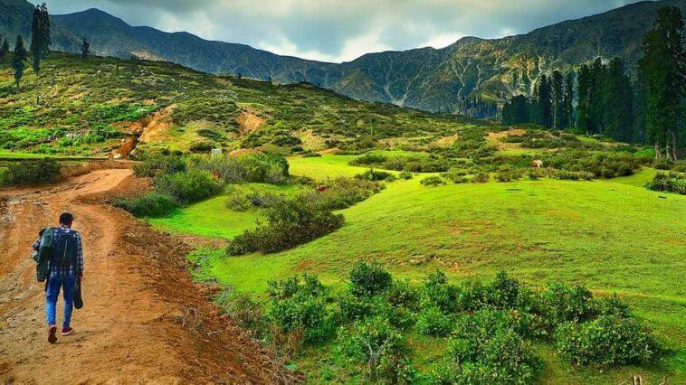 Gabin Jabba, Swat Valley. Pakistan. اِن راستوں پہ صرف قدم ہی نہیں دوستو ! گزرتے